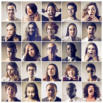 emotions-different-faces steemit_com