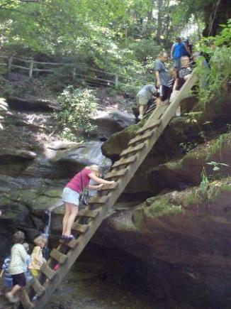 ladders-on-trail-3 tripadvisor_com