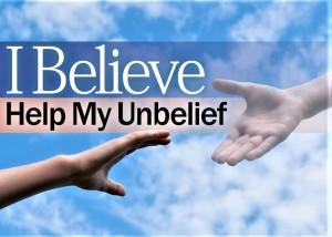 help my unbelief YOUTUBE