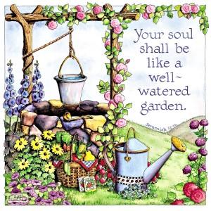 well-watered garden etsy_com